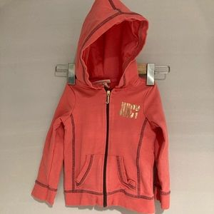 🚙3/$15 JUICY COUTURE Hoodie Size 2T